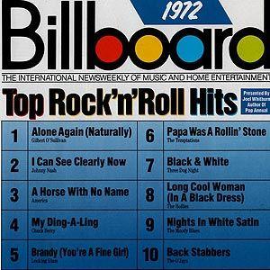 Billboard 1972