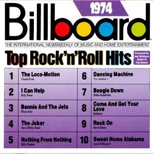 Billboard 1974