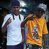 Nigga Warriors y Tony G