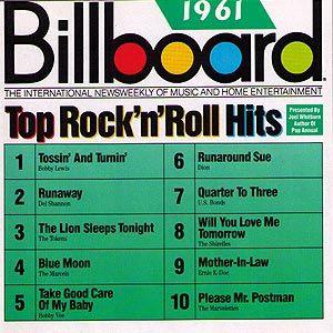 Billboard 1961