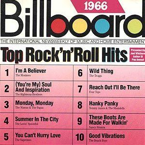 Billboard 1966