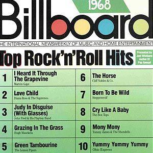 Billboard 1968