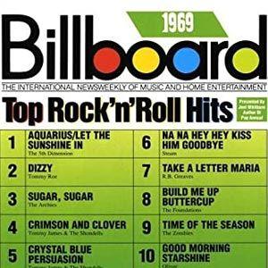 Billboard 1969