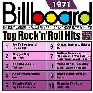 Billboard 1971