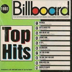 Billboard 1981