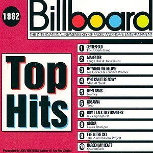 Billboard 1982