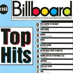 Billboard 1983