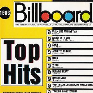 Billboard 1986