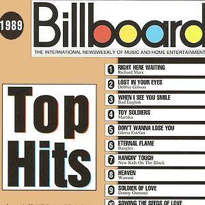 Billboard 1989