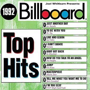 Billboard 1992