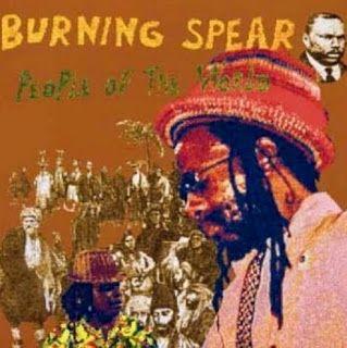 Burning Spear Creation Rebel