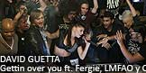 David Guetta Ft. Chris Willis Ft. Fergie y LMFAO - Gettin Over You