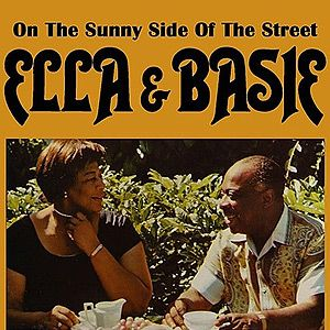 Image result for sunny side of the street ella fitzgerald
