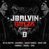 Ginza The Remixes