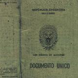 Documento único