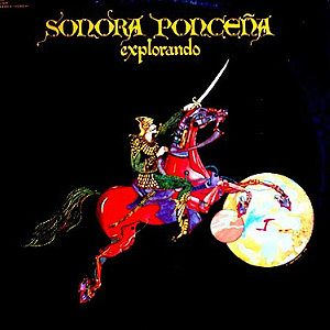 La Sonora Ponceña - Lo Mejor De Sonora Poncena