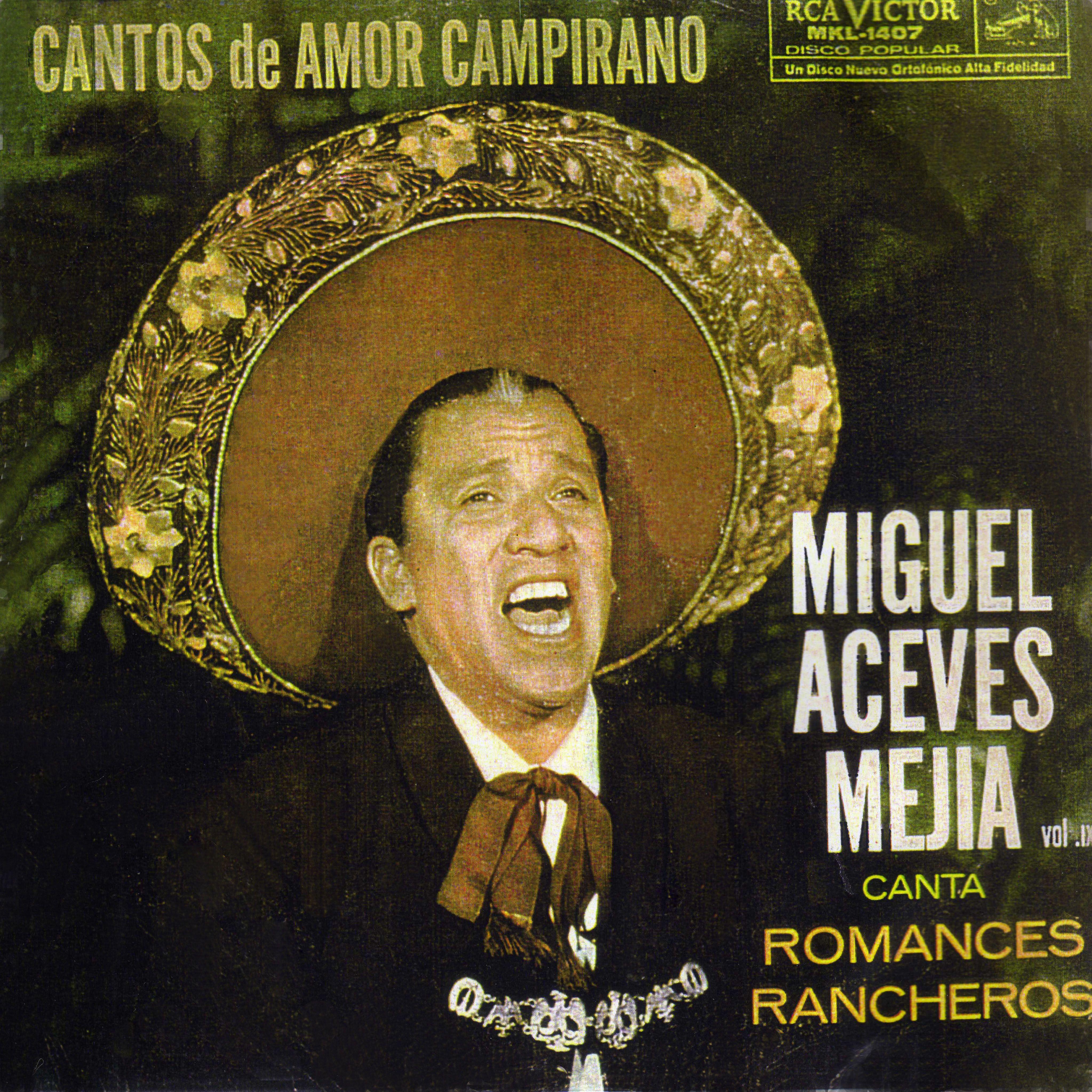 Miguel Aceves Mejia - Viejos Amigos