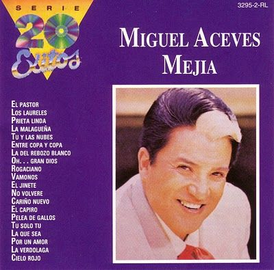 Miguel Aceves Mejia