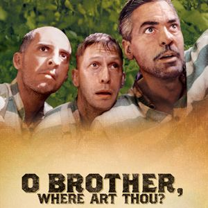 country music in o brother where art O brother, where art thou, 2000 this coen brothers classic follows three convicts who escape from a chain gang and chase buried treasure through 1930s mississippi hilarity ensues, but what makes this film unique was its soundtrack based on music from the deep south, including folk, country and bluegrass.