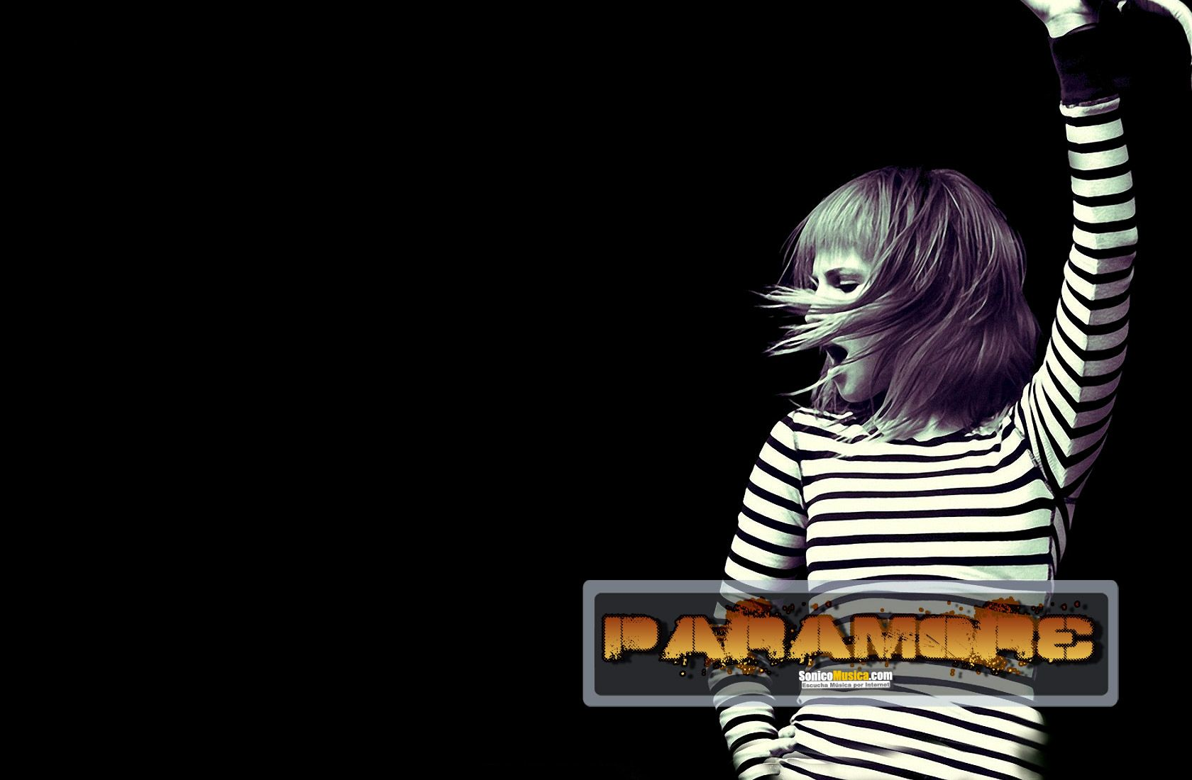 background de paramore