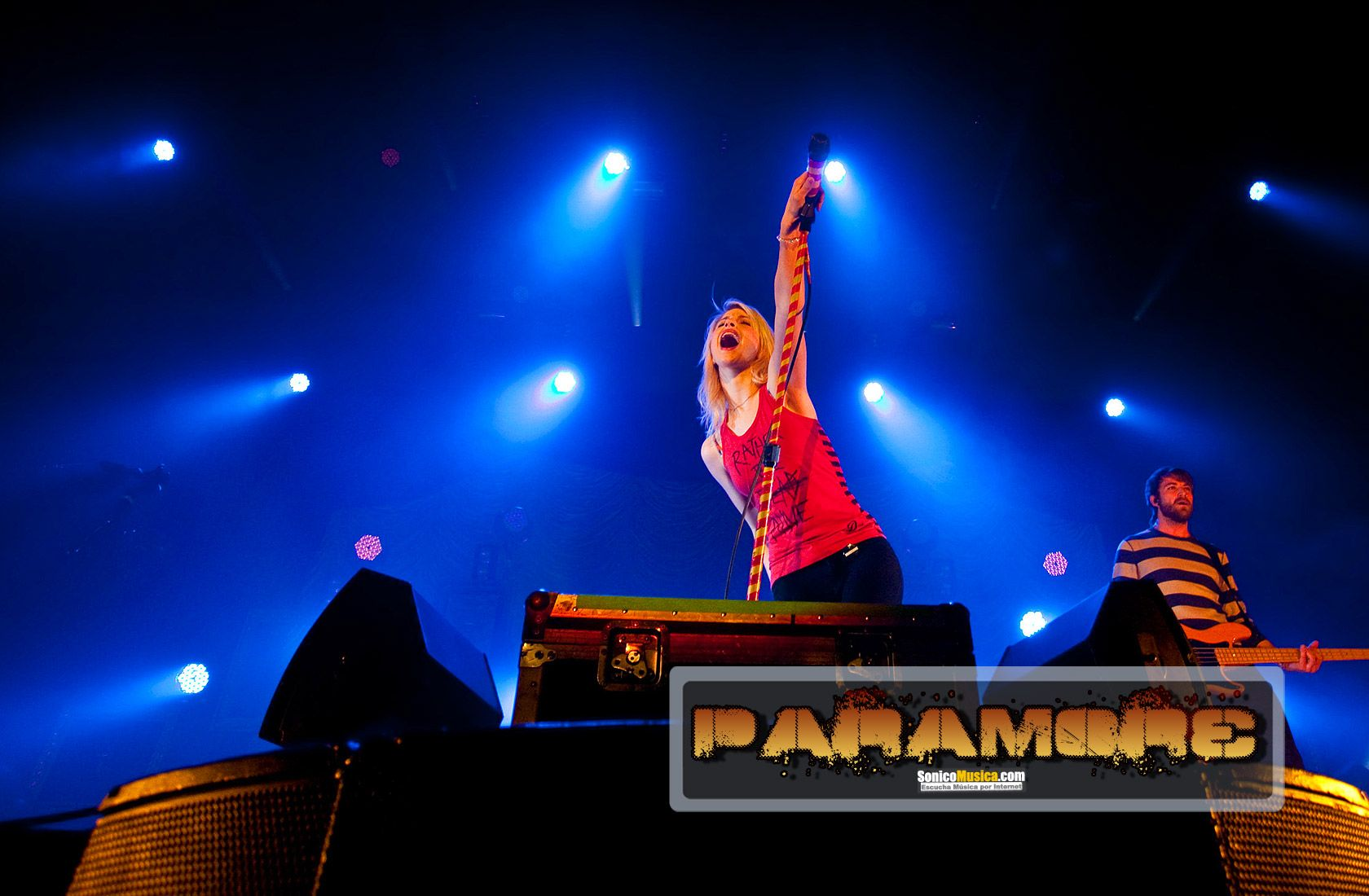 wallpapers de paramore