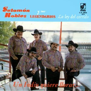 Salomon Robles Y Sus Legendarios