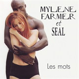 Les Mots feat.. Mylene Farmer