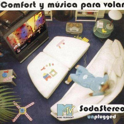 Comfort y Música Para Volar - MTV Unplugged