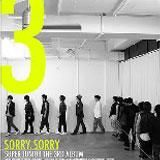 Vol. 3 Sorry, Sorry
