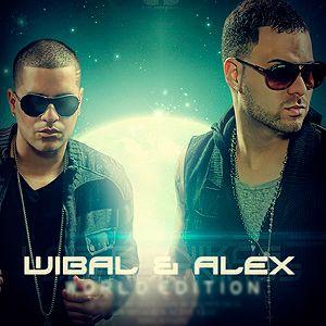 letras de canciones de wibal y alex: